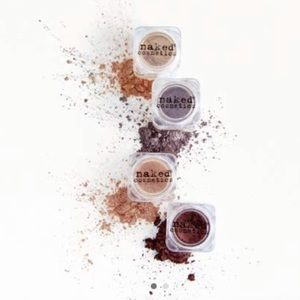 NAKED COSMETICS: Four-piece Pigment Set